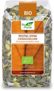 Pestki dyni BIO 350 g Bio Planet