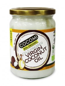 Olej kokosowy Virgin BIO 500 ml Cocomi