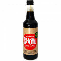 Sos sojowy SHOYU 500ml Country Life