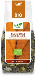 Pestki dyni 250 g Bio Planet